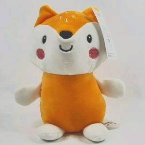 Animal Adventure Plush Fox Soft Squishy stuffed